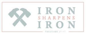 Iron Sharpens Iron Contemporary Bible Gifts and Stationery
