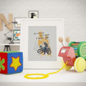 Children's Bike Frame