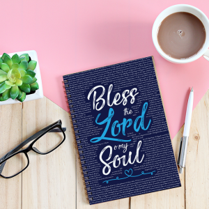 Bless the Lord A5 Journal