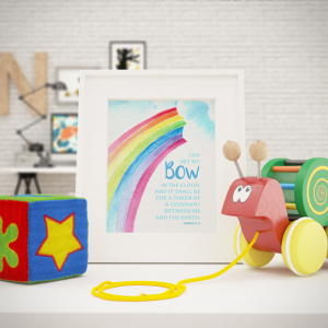 Bow Children's Frame