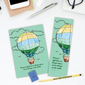 Green Balloon – Children's Gift Pack