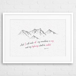 Mountain Adult Frame